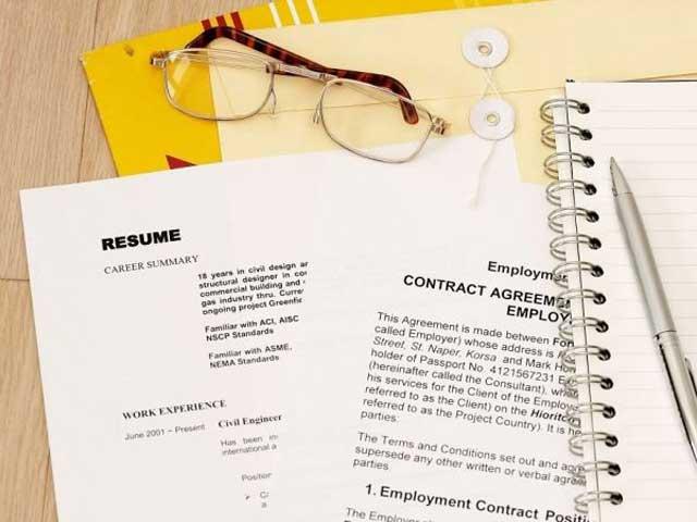 Làm nổi bật hồ sơ xin việc của bạn trong mắt nhà tuyển dụng