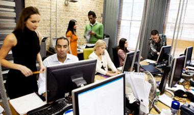 4 kiểu tính cách của nhân viên công sở