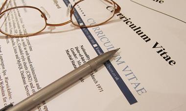 Dấu hiệu của một bản CV lỗi thời