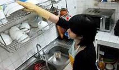 Lao động giúp việc gia đình thiệt đủ đường