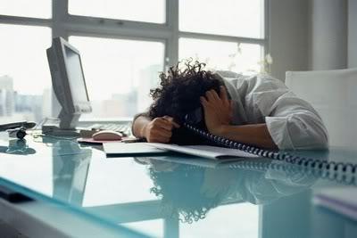 03 cách chống lại sự kiệt sức
